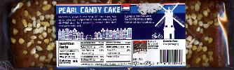 Nanning Pearl Candy Cake 485g