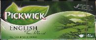 Pickwick English Tea Blend 20/4g for making a pot of tea